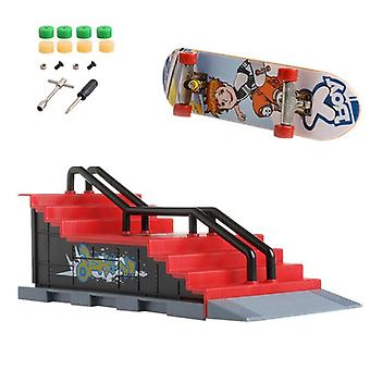 Skate Park Ramp Parts For Tech Deck Fingerboard Ultimate Parks New