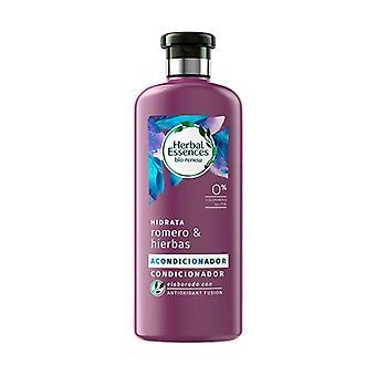 Rosemary & Herb Detox Moisturizing Conditioner 0% 400 ml