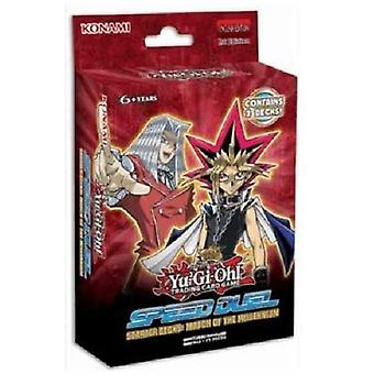 Yu-Gi-Oh! Speed Duel Match Of The Millennium et Twisted Nightmares (Pack de 8)