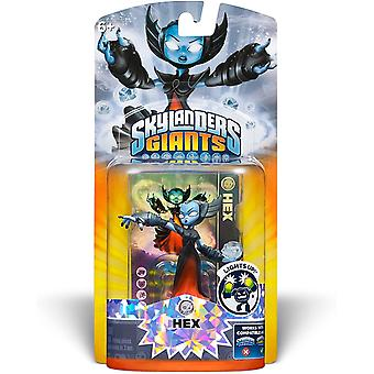 Skylanders Giants Lightcore Hex Videospel Barn Leksak