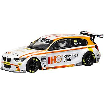 Scalextric C3784 BTCC BMW 125-Andy Priaulx Car
