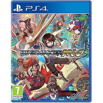 RPG Maker MV PS4 Game