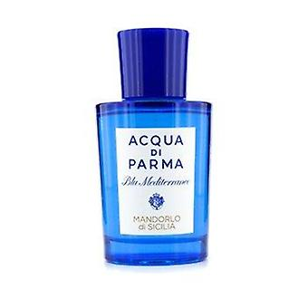 Blu Mediterraneo Mandorlo Di Sicilia Eau De Toilette Spray 75ml or 2.5oz