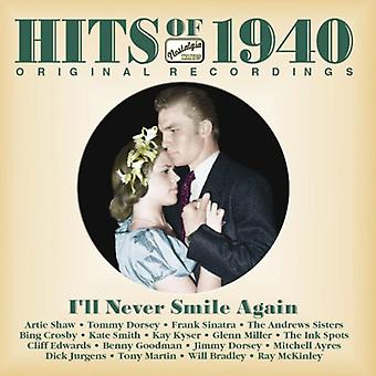 Hits van 1940 - Hits van 1940 [CD] USA importeren
