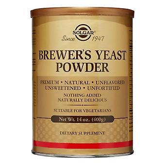 Solgar Brewer's jästpulver, 14 oz