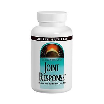 Source Naturals Joint Response, 120 Tabs