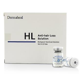Hl anti haaruitvaloplossing (biologische gesteriliseerde oplossing) 191254 10x5ml/0.17oz
