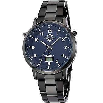 Mens Watch Master Time MTGA-10698-23M, Quartz, 45mm, 3ATM