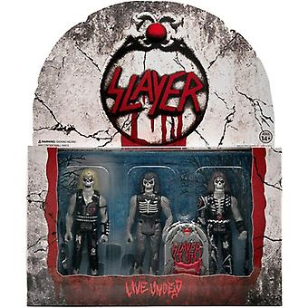 Slayer Reaction - Live Undead (3-Pack) Usa import