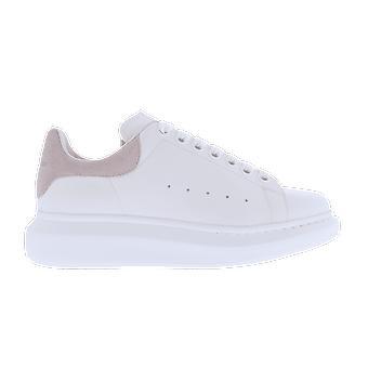 Alexander McQueen Sneaker Pelle S.Gomm Larr Valkoinen 553770WHGP79182 kenkä