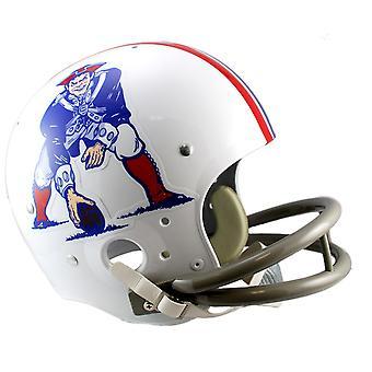Riddell TK Replica Football Helmet New England Patriots 65-81