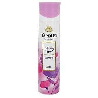 Yardley Morning Dew By Yardley London Refreshing Body Spray 5 Oz (women) V728-550826