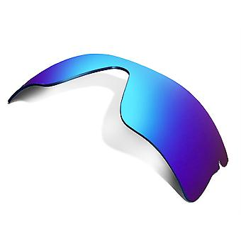 Polarized Replacement Lenses for Oakley Radar Range Sunglasses Anti-Scratch Blue