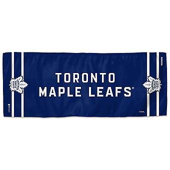 NHL تبريد منشفة الرياضة منشفة 75x30cm تورونتو القيقب يورق