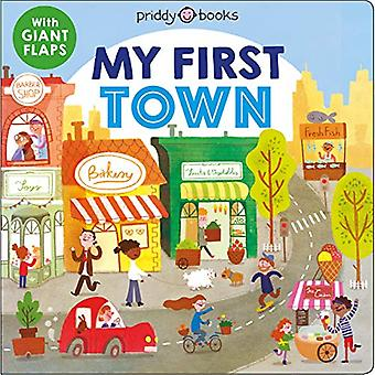 My First Town [Board book]