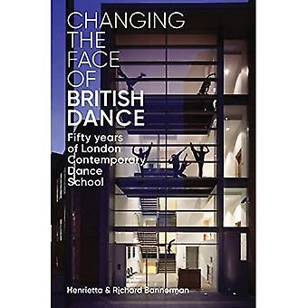 Het veranderen van het gezicht van de Britse dans: Vijftig jaar van Londen Contemporary Dance School
