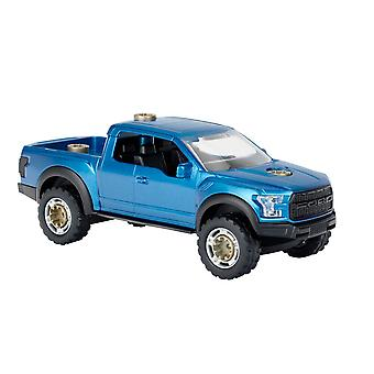 Theo Klein 2017 ford f-150 3 in 1 raptor set with screws for ages 5+