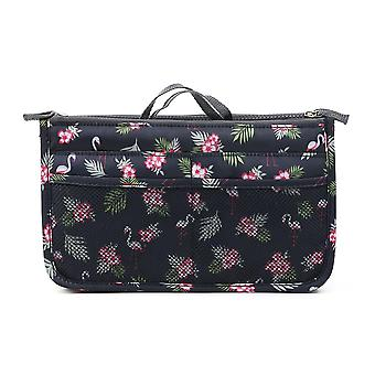 Cosmetic, Makeup, Travel Organizer Portable Beauty Pouch Functional Bag, Phone
