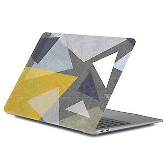 Printing Matte Laptop Protective Case for MacBook Pro 15.4 inch A1286 (2008 - 2012)(RS-045)