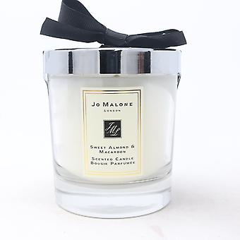 Jo Malone Sweet Almond & Macaroon Scented Candle  7.0oz/200g New With Box