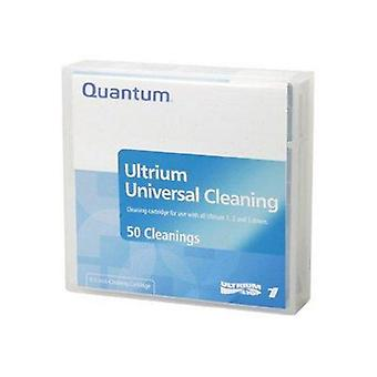Quantum mr-lucqn-bc ultrium cleaning cartridge lto cleaning cartridge