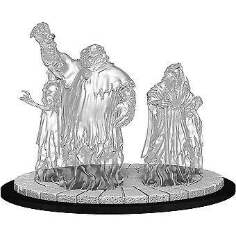 MG Unpainted Miniatures Obzedat Ghost Council