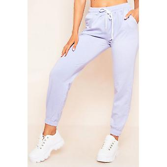 Jogger loopback taille haute