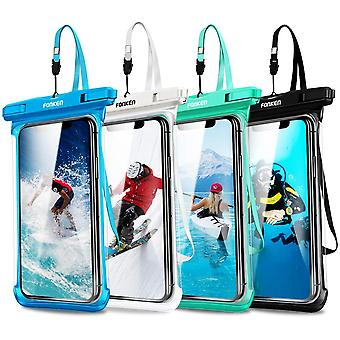 Full View Waterproof Case For Phone Transparent Dry Bag Swimming
