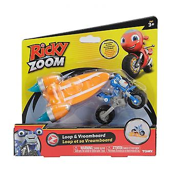 Ricky Zoom Loop & Vroomboard Vehicle & Action Accessory Set