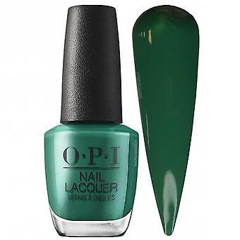 OPI Spring 2021 Nail Polish Collection - Rated Pea-G 15ml (NLH007)