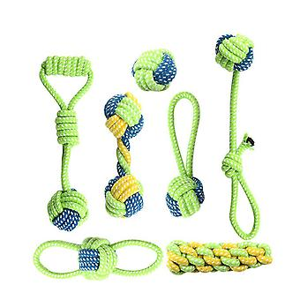 Dog Chew Toys For Puppies Teething, Dog Rope Toys , 7 Pack