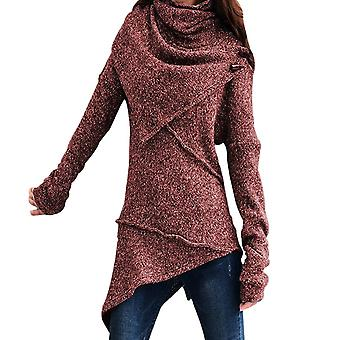 Női hosszú ujjú pulóverek / pulóverek, vékony pulóver
