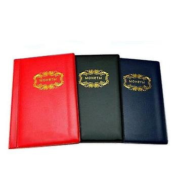 Mini Coin Holders, World Coin Storage Collecting Album Book