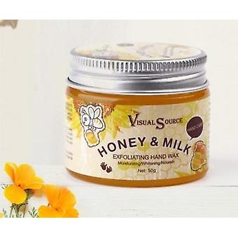 Natural Honey Milk Hand Mask Skin Care