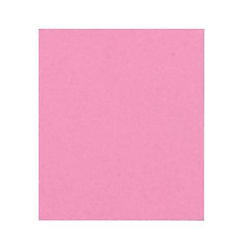 Amscan Lined New Baby Pink Plastic Tablecover (6 Pack)