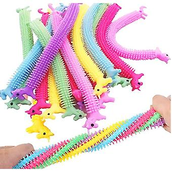 10 Pack Sensory Stresstoys Fidget Therapy Unicorn Stretchy String Toys