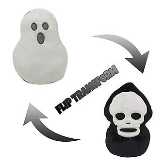 Jouets réversibles Gohst Plushie Double-sided Flip Doll Cute Toys
