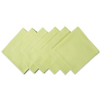 Servilleta verde fresca dii (juego de 6)