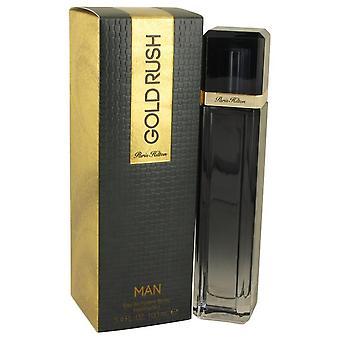Gold Rush Eau De Toilette Spray von Paris Hilton 3.4 oz Eau De Toilette Spray