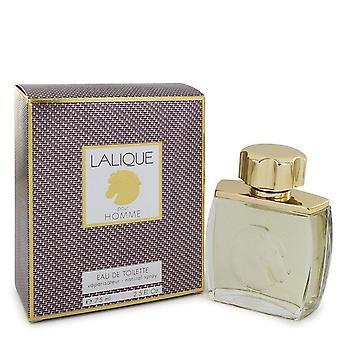 Lalique Equus Eau De Toilette Spray By Lalique 2.5 oz Eau De Toilette Spray