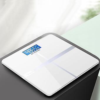 Elektronisk lcd digital kroppsvekt skala
