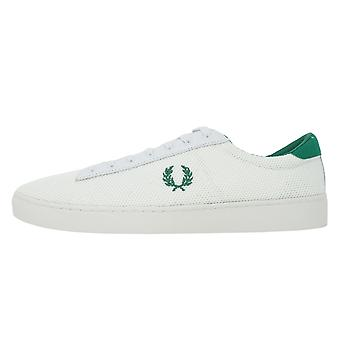 Fred Perry B2013 100 Spencer Mesh Trainers