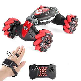 Remote Control Stunt Car, Induction Twisting Off-road Vehicle Light Driving Toy