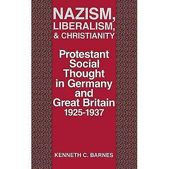 Natsismi - Liberalismi - ja kristinusko - protestanttinen sosiaalinen ajatus