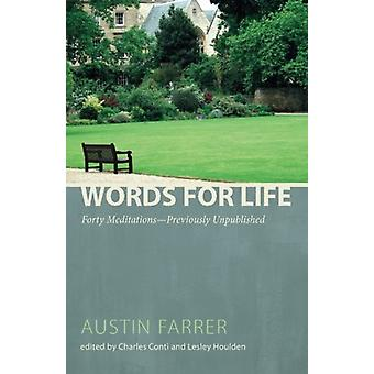 Words for Life by Austin Farrer - 9781620323236 Book