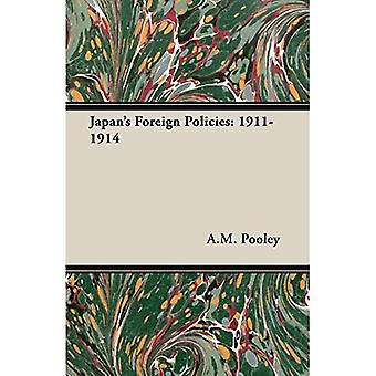 Japanin ulkopolitiikka 19111914