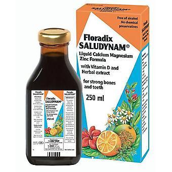 Salus Calcium + Magnésium Saludynam 250 ml