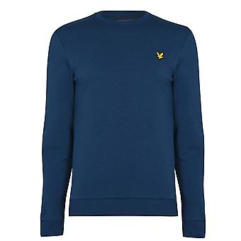 Lyle and Scott Sport Mens And Print Crew Sweater Jumper Pullover Top