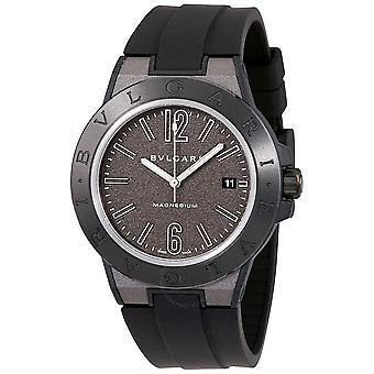 Bvlgari Diagono Magnesium Automatic Men's Watch 102307