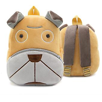 Cute plush cartoon mini backpack for baby girl boy 1-5 years chbp-25